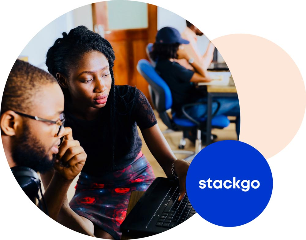 stackgo different by design using computer