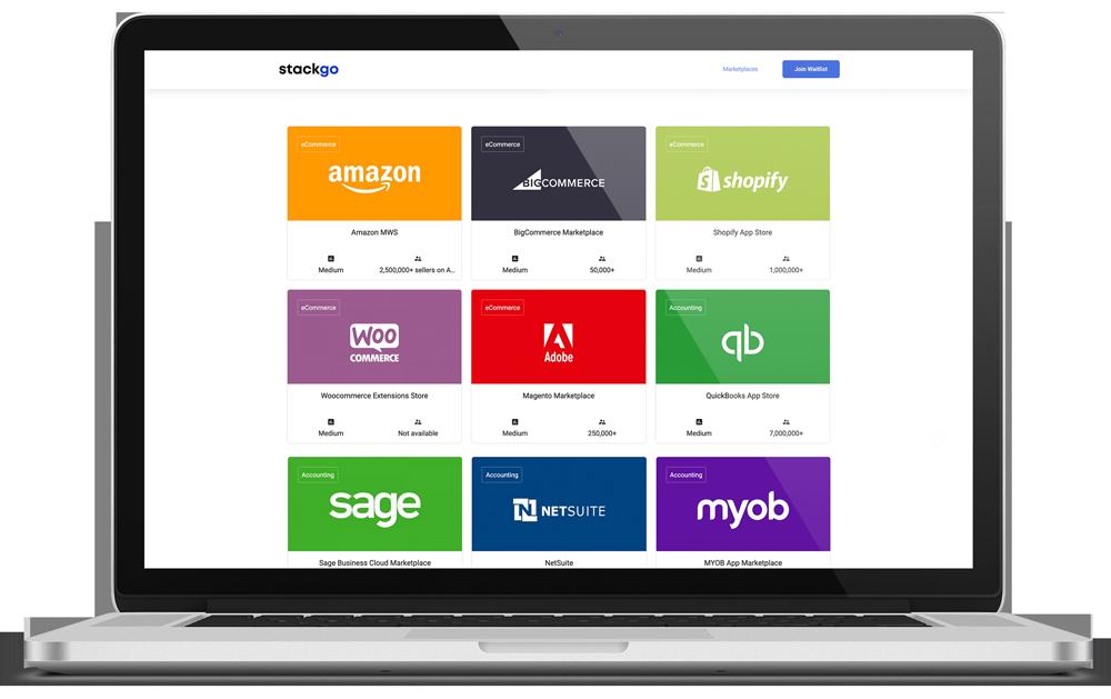 stackgo laptop marketplace